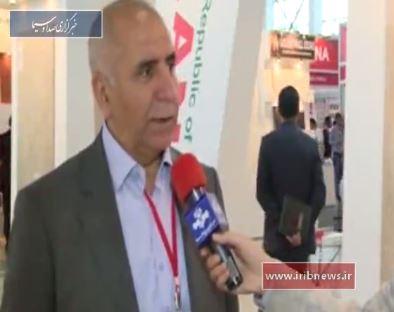 حضور ایران در نمایشگاه سنگ های ساختمانی و تزیینی روسیه